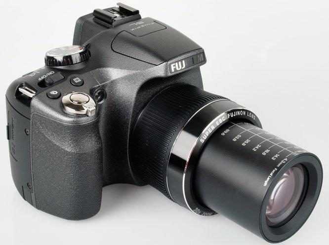 Fujifilm Finepix Sl300 Lens Extended