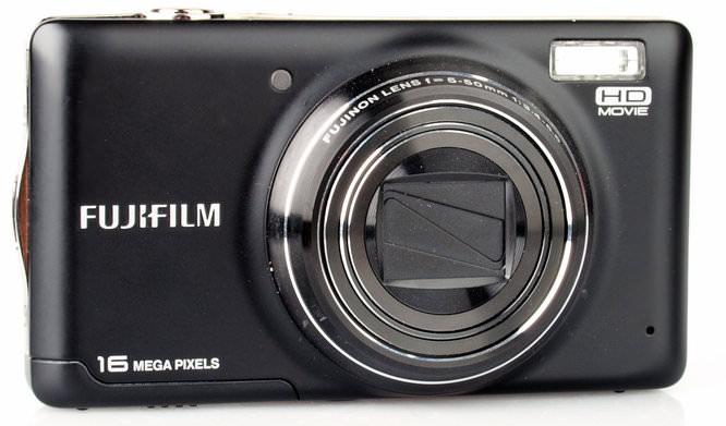 Fujifilm Finepix T400 Front 1