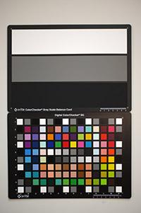 Fujifilm FinePix X100 Noise Test