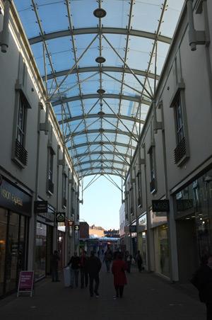 Sample photo - shopping centre