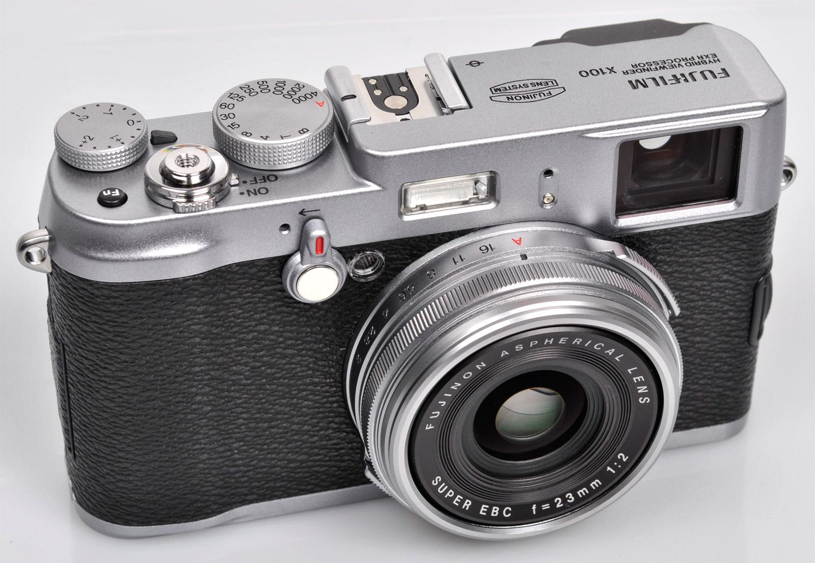 Fujifilm FinePix X100 Digital Camera Review