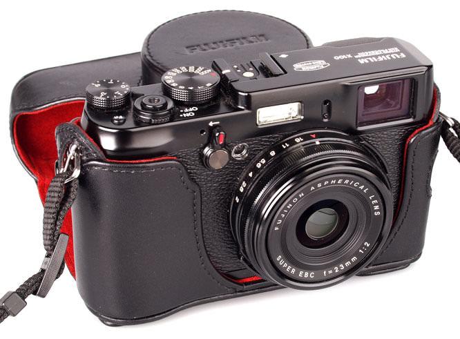 Fujifilm X100 Limited Edition Black