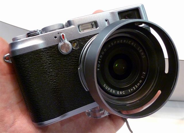 Fujifilm Finepix 100