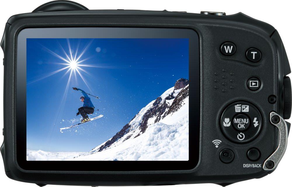 XP120 LCD Monitor