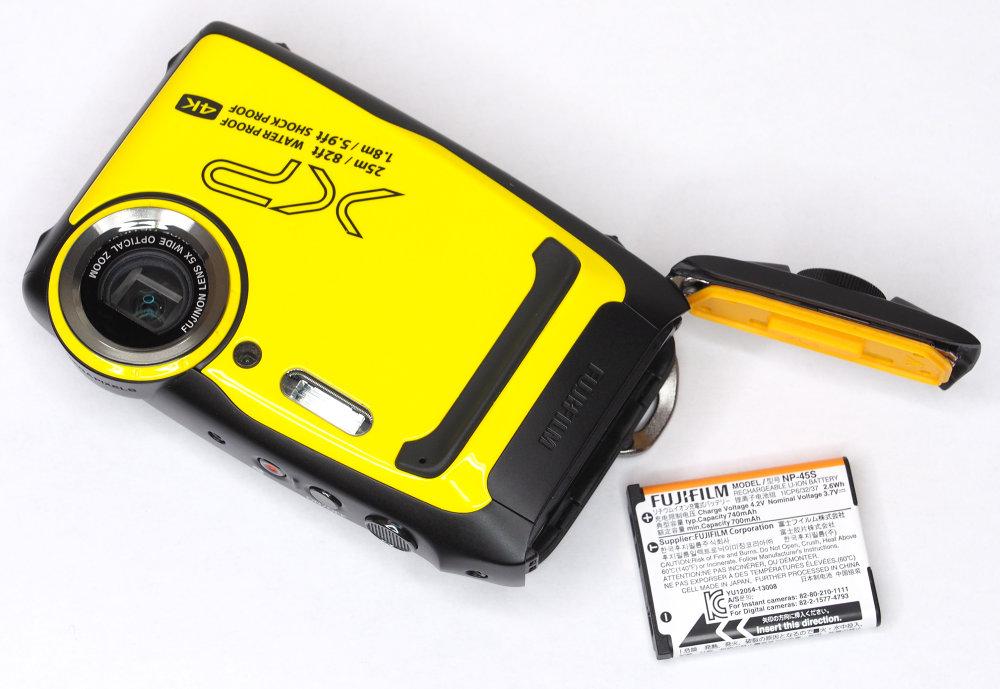 Fujifilm FinePix XP140 With Battery