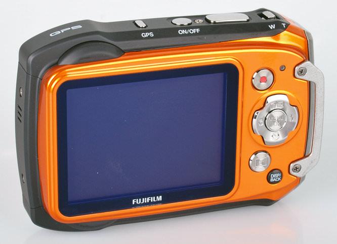 Fujifilm Finepix Xp150 Screen