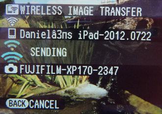 Wi-Fi Screenshot