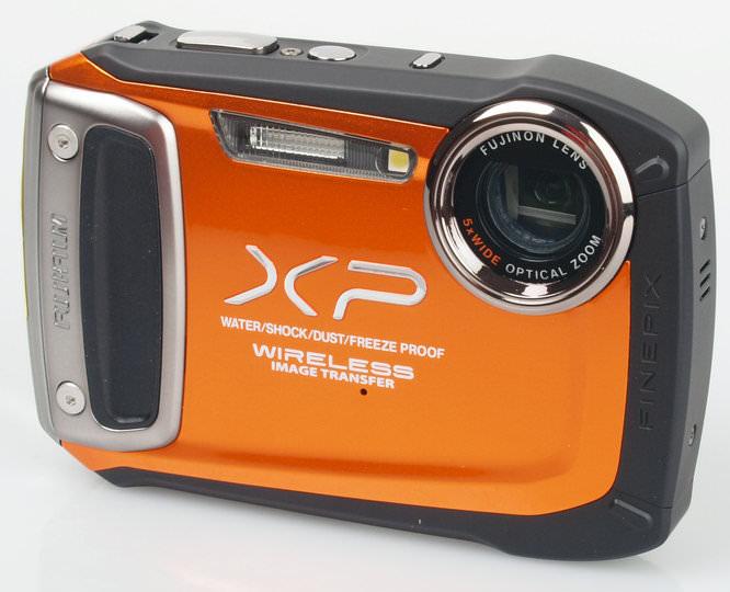 Fujifilm Finepix Xp170 Front 2