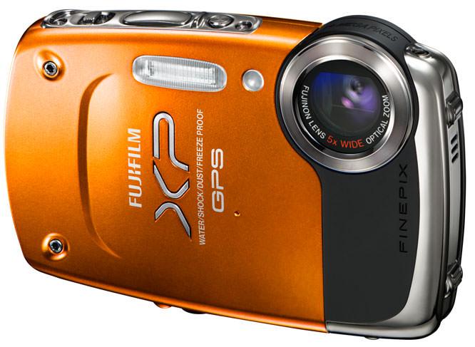 Fujifilm FinePix XP30 front
