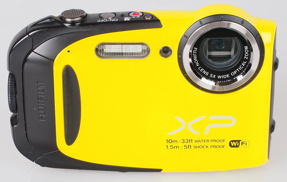 Fujifilm FinePix XP70 Yellow (3)