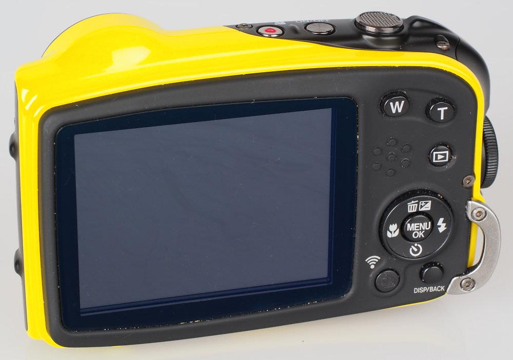 Fujifilm FinePix XP70 Yellow (5)