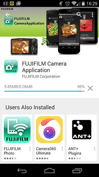 Fujifilm Camera Application Download