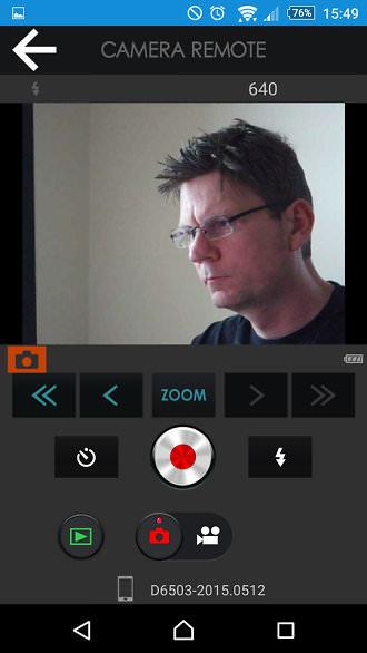 Xp80 Camera Remote
