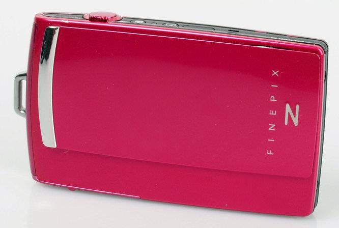 Fujifilm Finepix Z1000 Lens Covered
