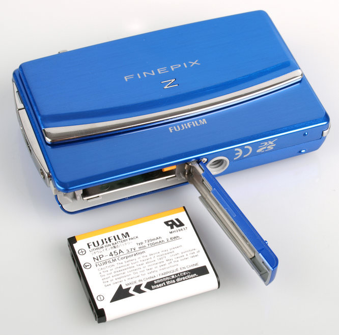 Fujifilm FinePix Z90 Battery