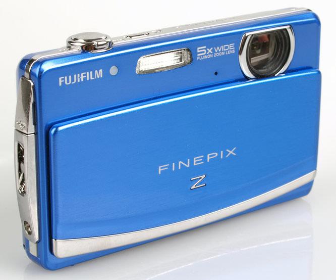 Fujifilm FinePix Z90 Front Open