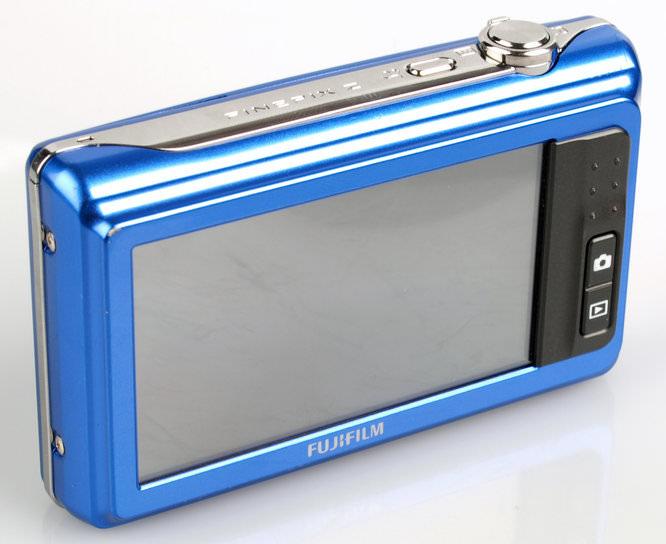 Fujifilm FinePix Z90 Rear