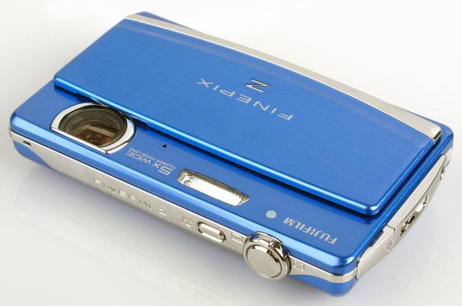 Fujifilm FinePix Z90 Top