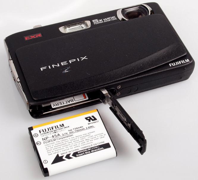 Fujifilm FinePix Z900 battery