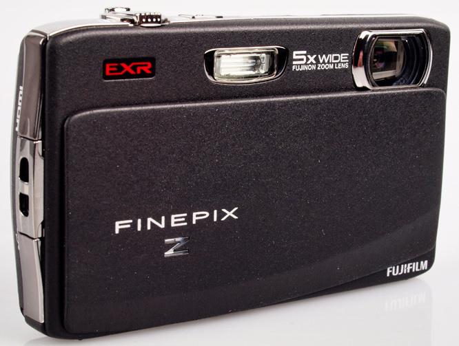 Fujifilm FinePix Z900 EXR front open