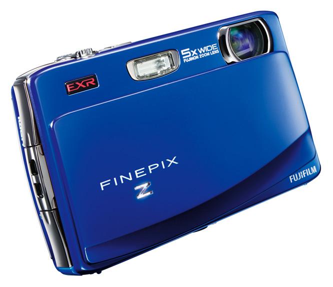 Fujifilm FinePix Z900EXR Digital Compact Camera front