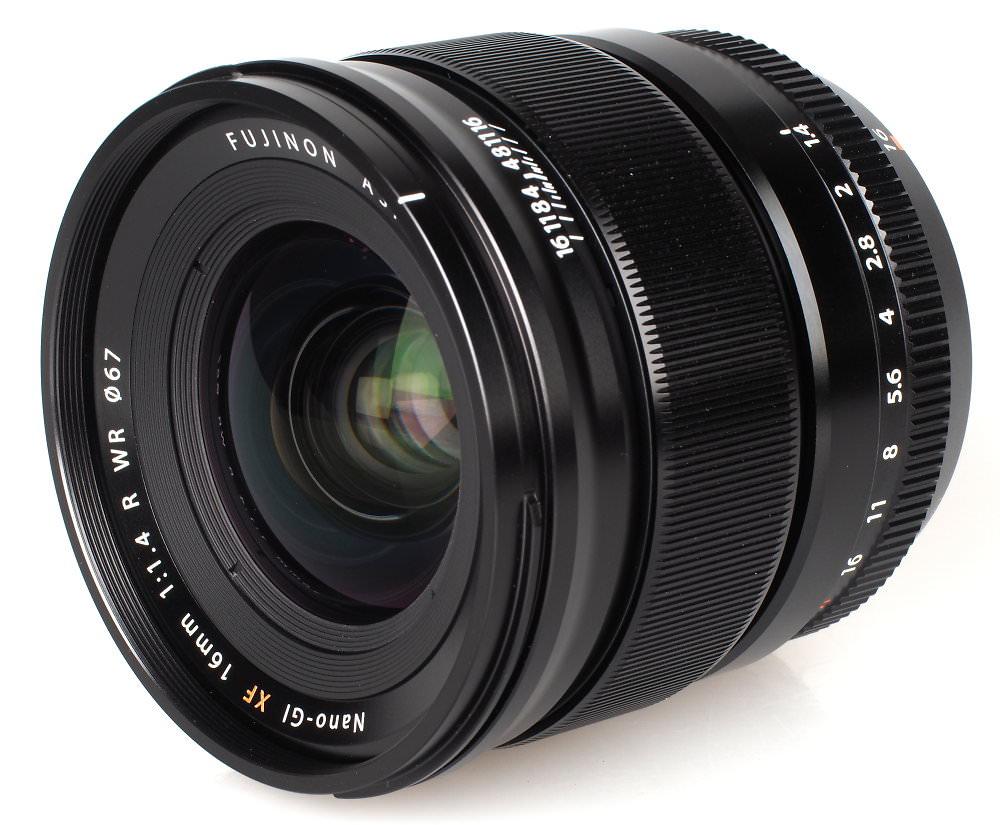Fujifilm Fujinon 16mm F1 4 X Mount (6)