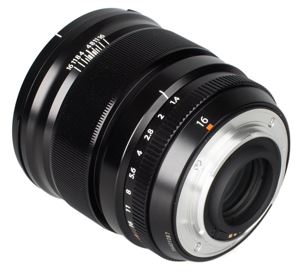 Fujifilm Fujinon 16mm F1 4 X Mount (7)