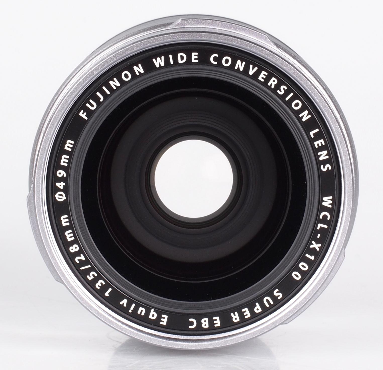 Fujifilm Fujinon WCL-X100 Wide Conversion Lens Review