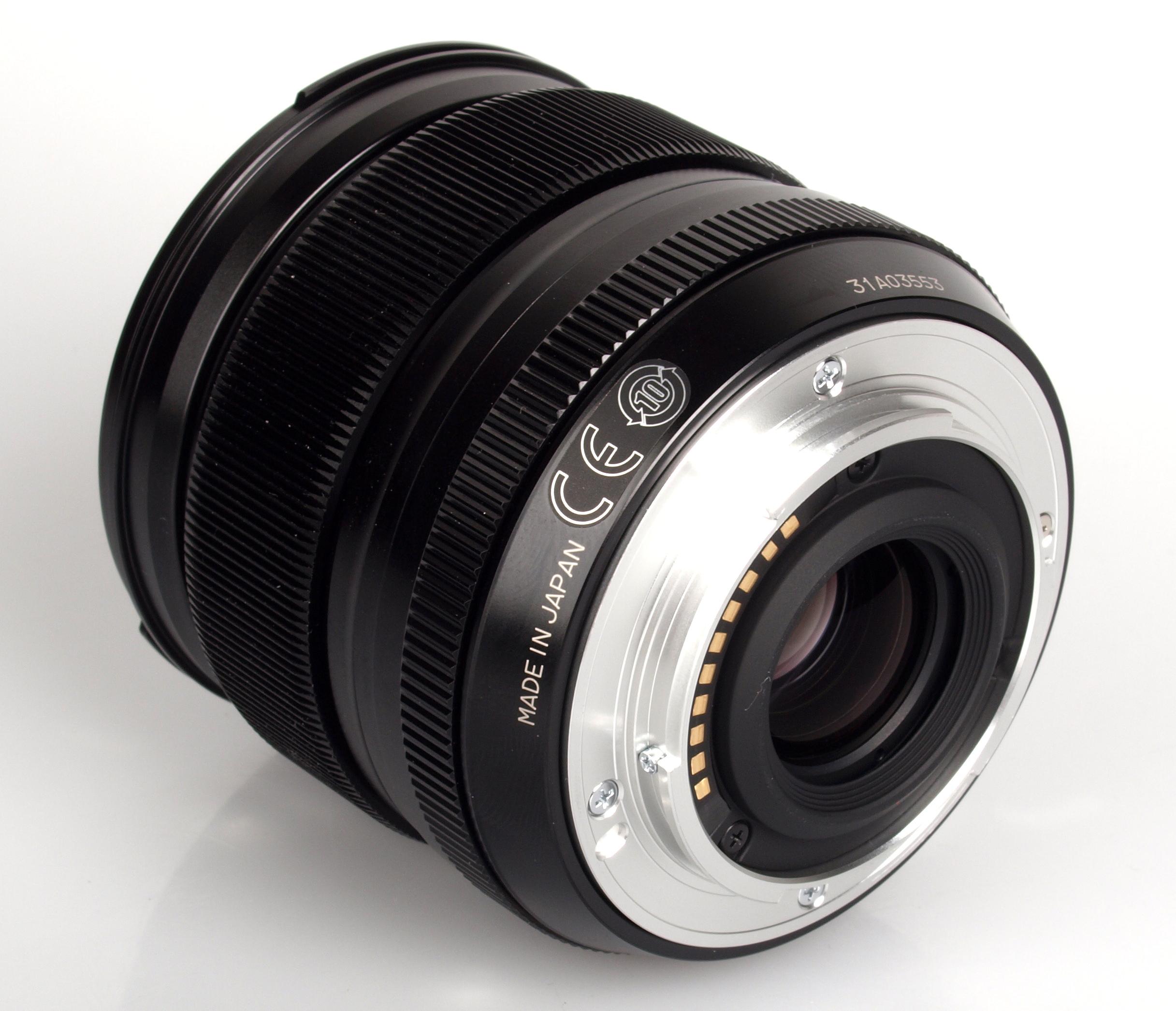 Fujifilm Fujinon XF 14mm f/2 8 R Lens Review | ePHOTOzine