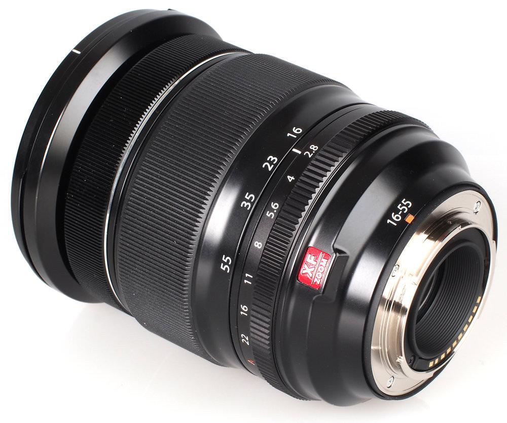 Fujifilm Fujinon XF 16 55 F2 8 R LM WR (5)