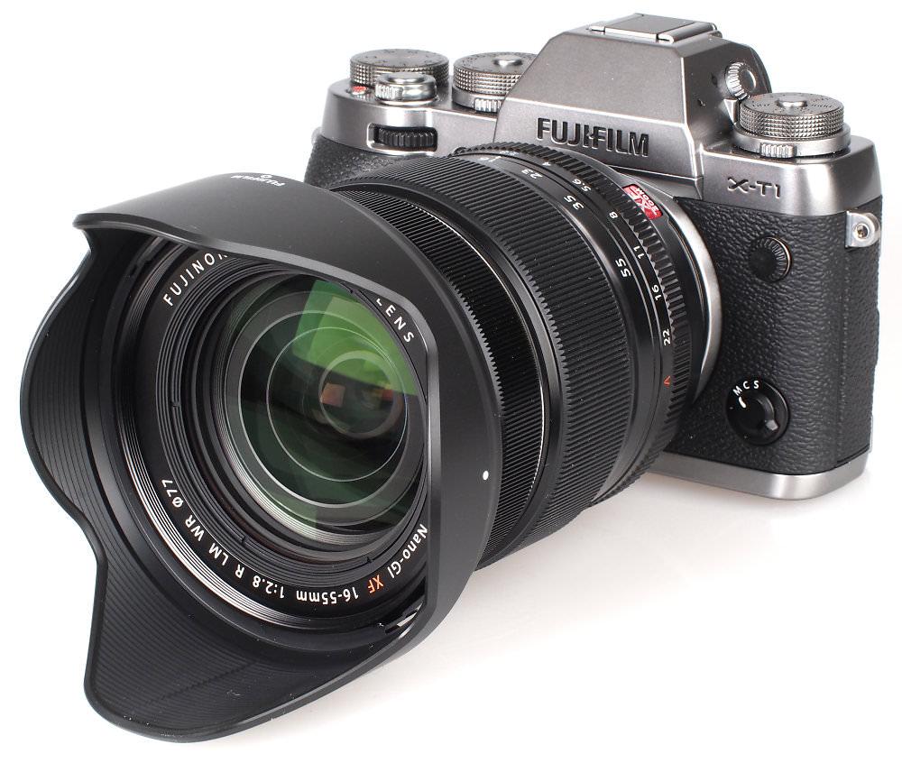Fujifilm Fujinon XF 16 55 F2 8 R LM WR (7)