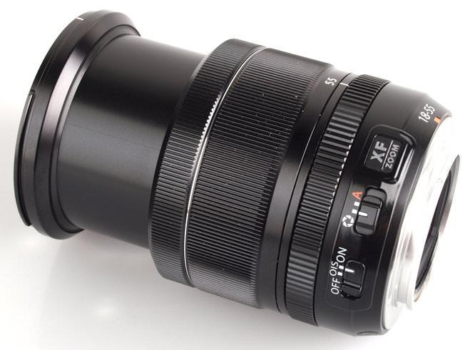 Fujifilm XF 18-55mm f/2.8-4 OIS