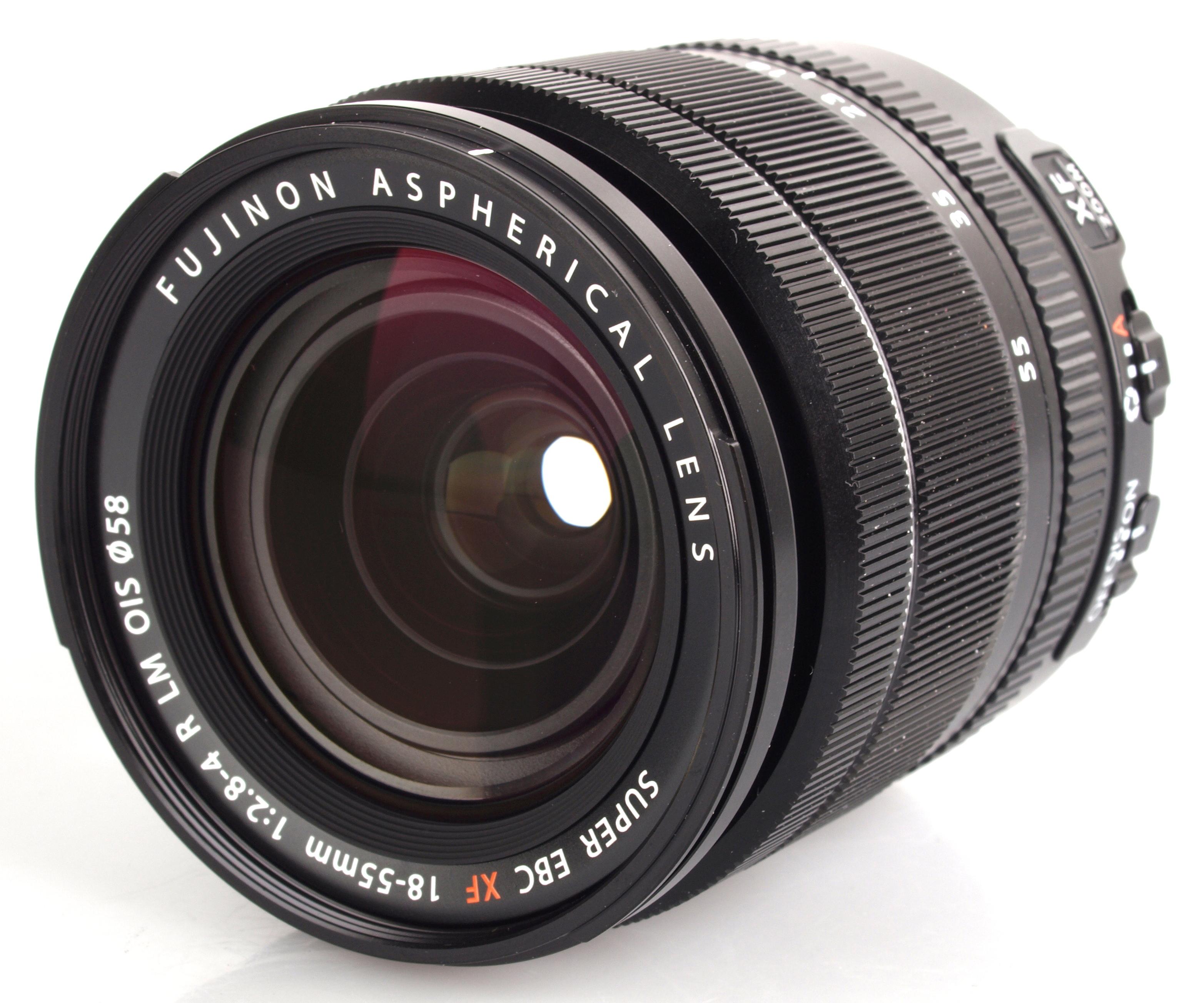 Fujifilm Fujinon XF 18-55mm f/2 8-4 R LM OIS Lens Review | ePHOTOzine