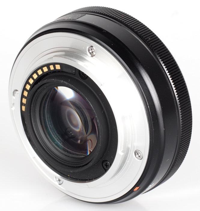 Fujifilm XF 27mm Lens (1)