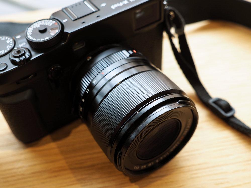 Fujifilm Fujinon XF 33mm f/2.4 R LM WR