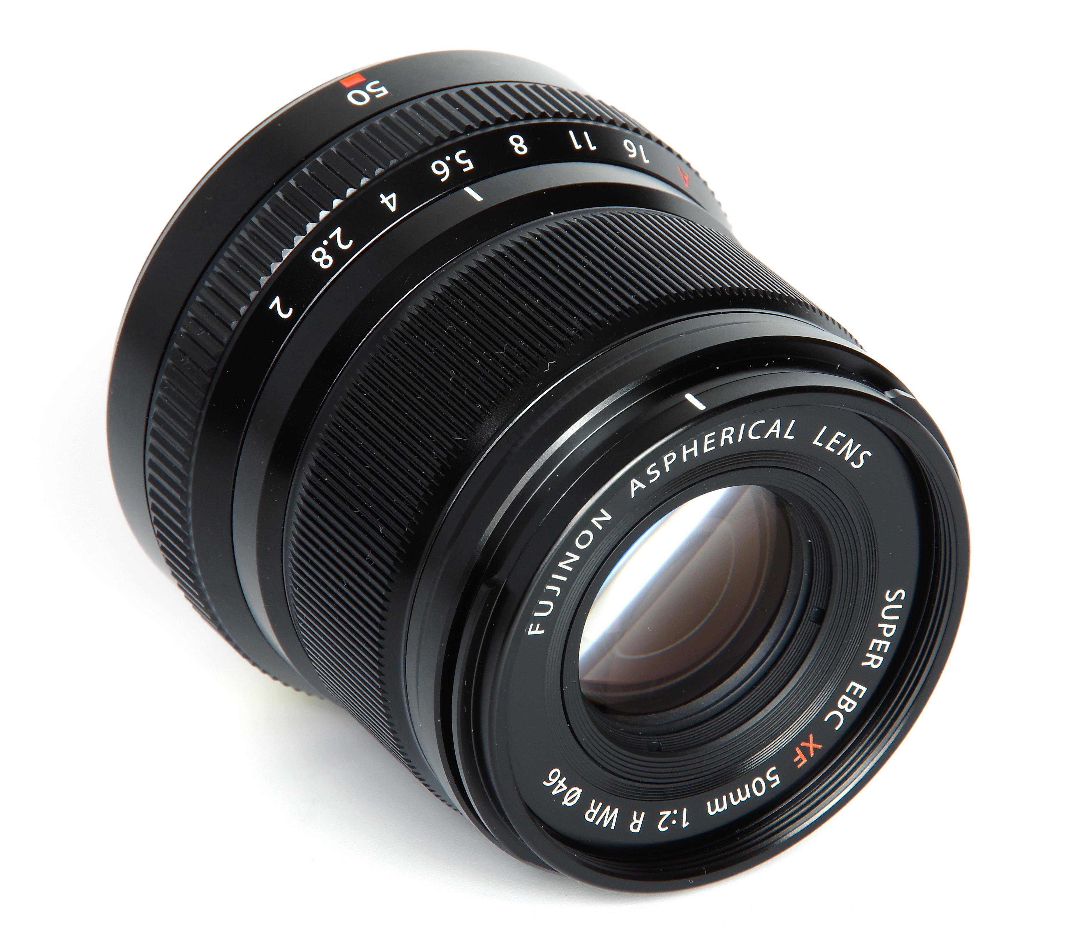 Fujifilm Fujinon XF 50mm f/2 R WR Review | ePHOTOzine