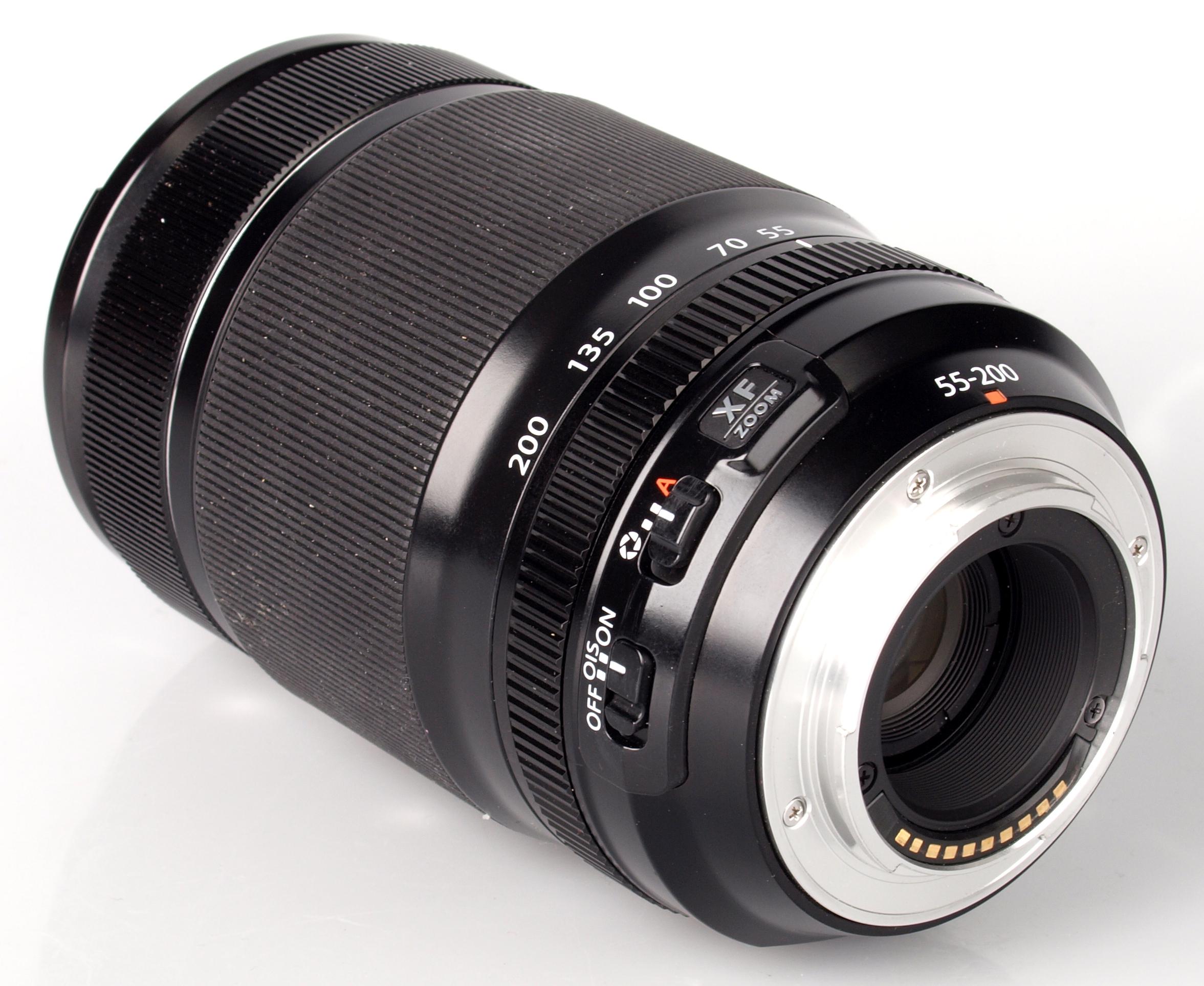 Fujifilm Fujinon Xf 55 200mm F 3 5 4 8 R Lm Ois Lens Review