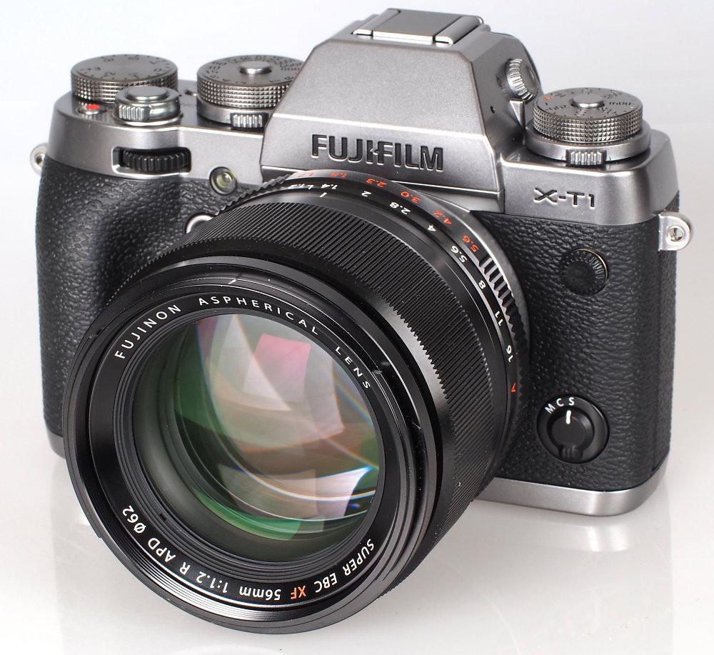 Fujifilm XF 56mm APD Lens (2)