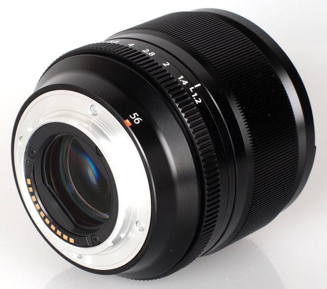 Fujifilm Fujinon Aspherical Lens 56mm F1 2 R XF (16)