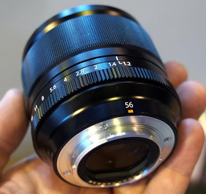Fujifilm Fujinon XF 56mm F1 2 Lens (1) (Custom)