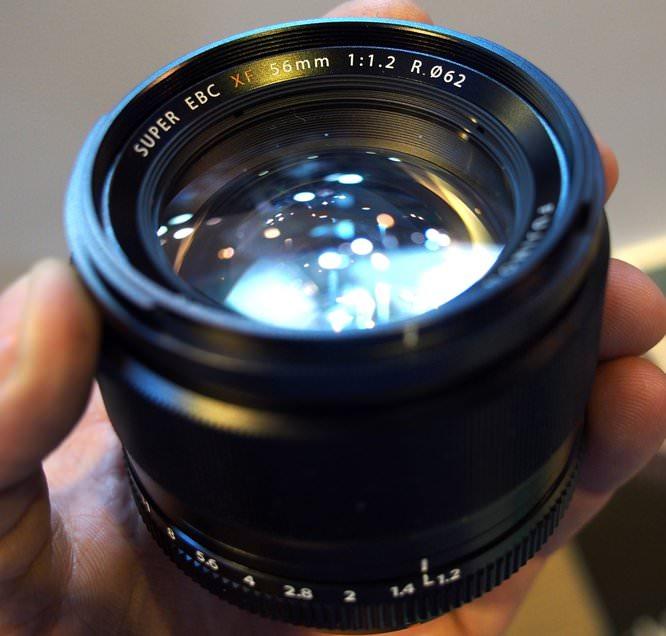 Fujifilm Fujinon XF 56mm F1 2 Lens (7) (Custom)