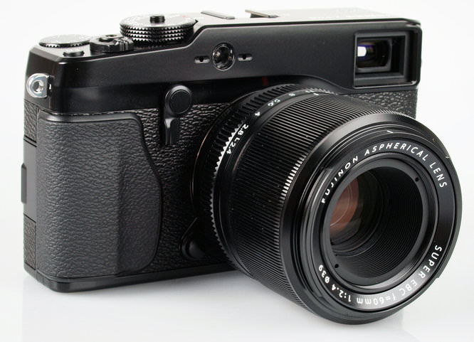Fujifilm X-Pro 1 With 60mm Lens