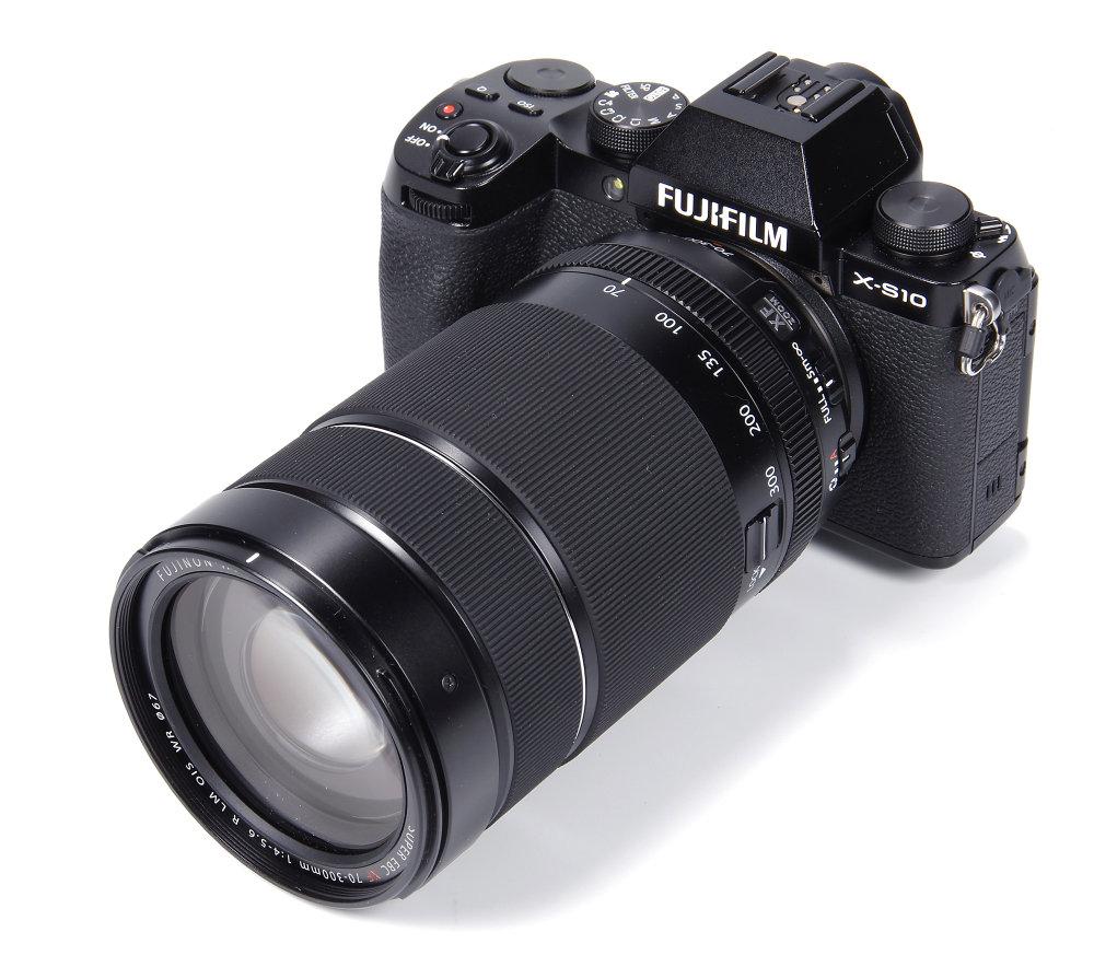 Fujifilm XF 70 300mm On X S10 At 70mm