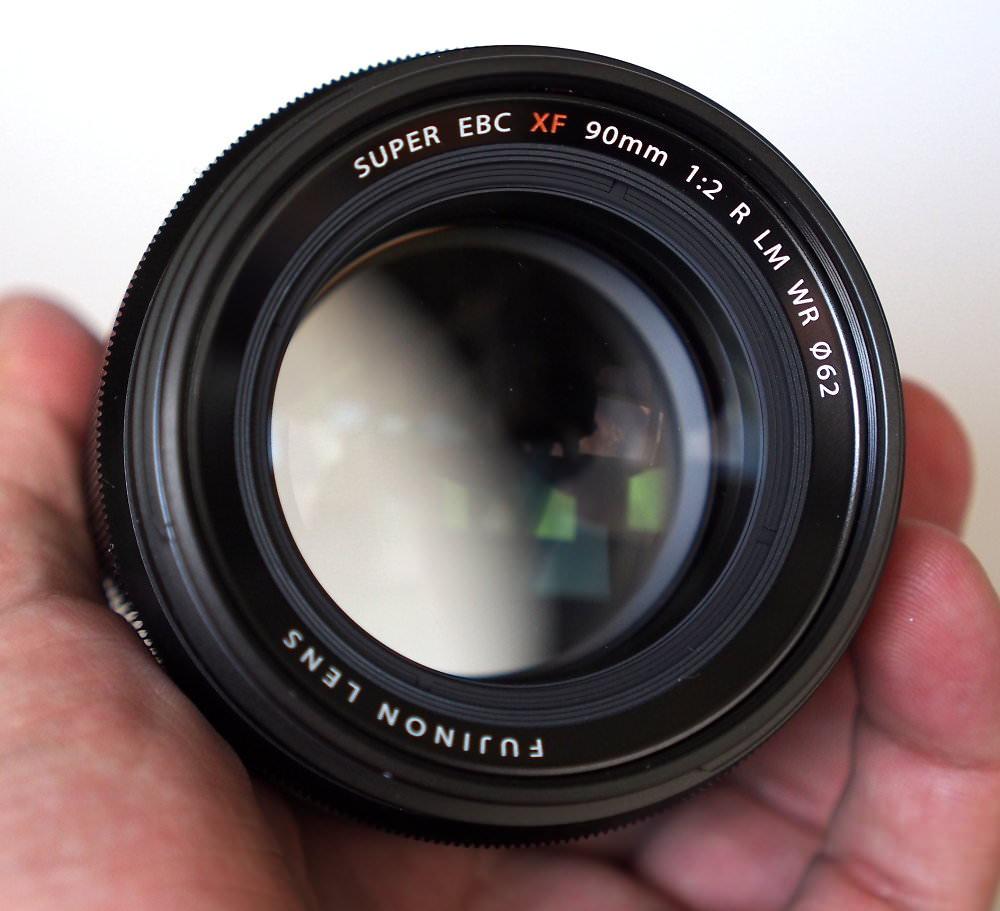 Fujifilm Fujinon 90mm F2 Lens (11)
