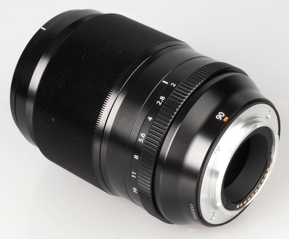Fujifilm Fujinon XF90mm F2 R LM WR (5)