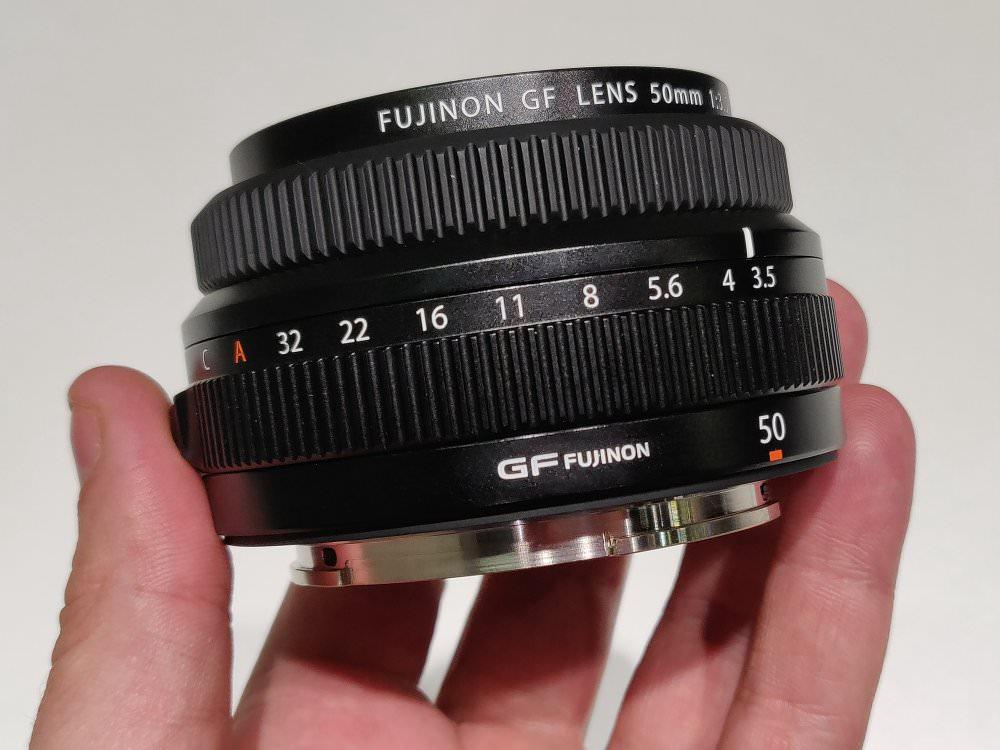 Fujifilm GF 50mm F3 5 Lens (2)