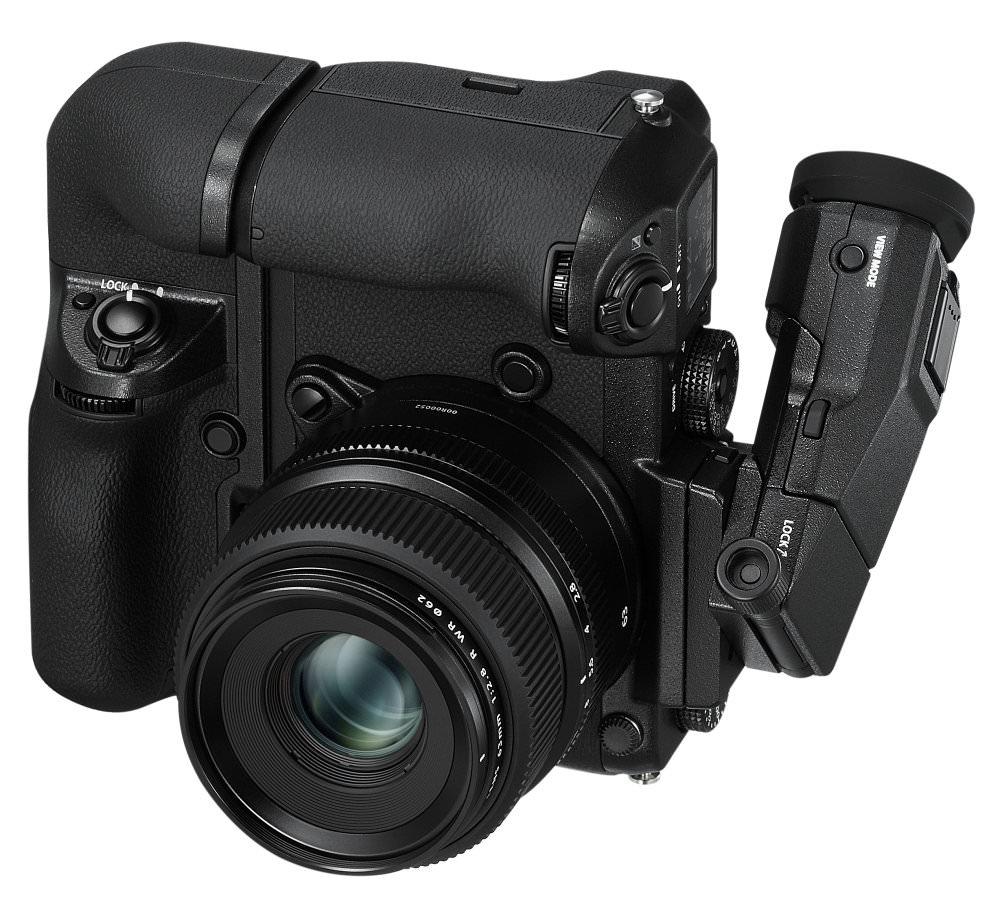 GFX 50S VerLeftObl+EVF+EVF TL1+VG GFX1+GF63mm