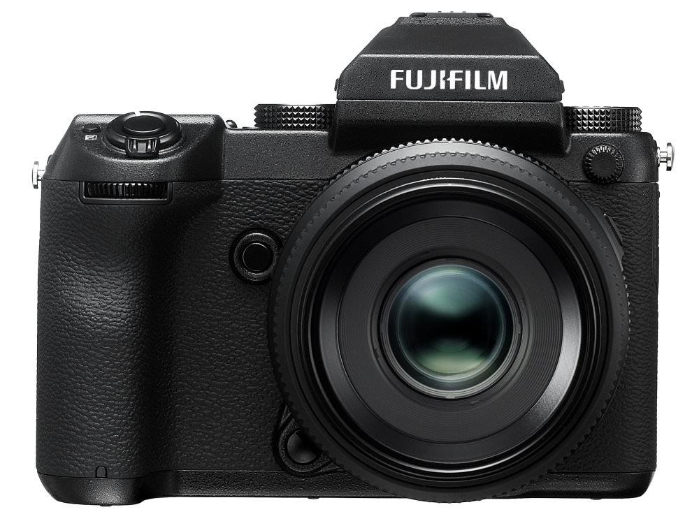 GFX 50S Front+EVF+GF63mm
