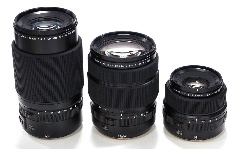 Fujifilm GFX 120mm 32 64mm 63mm Lens 2 Update