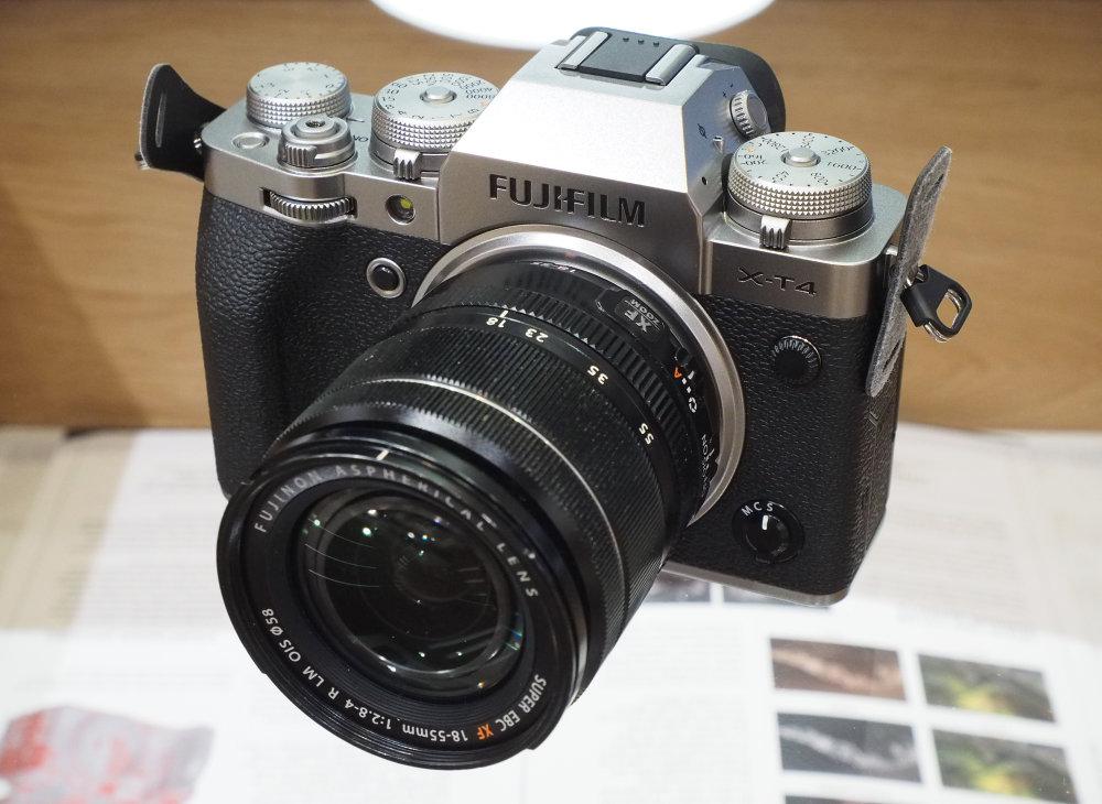Fujifilm XT4 Silver (13)